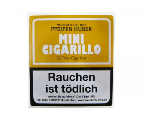 Huber Mini Cigarillos - vormals Aromatic Mini