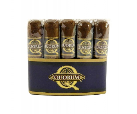 Zigarre Quorum Short Robusto 10er