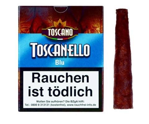 Zigarillos Toscano Toscanello Blu