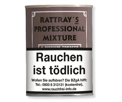 Pfeifentabak Rattray's Professional Mixture