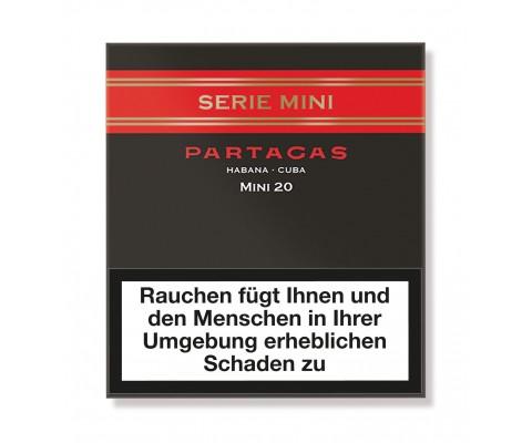 Zigarillos Partagas Serie Mini