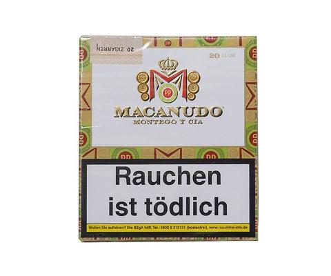 Zigarillos Macanudo Club