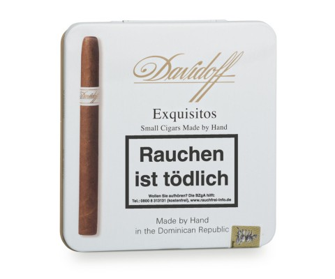 Zigarillo Davidoff Signature Exquisitos
