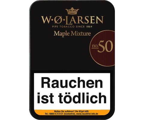 Pfeifentabak W.O. Larsen Maple Mixture N° 50