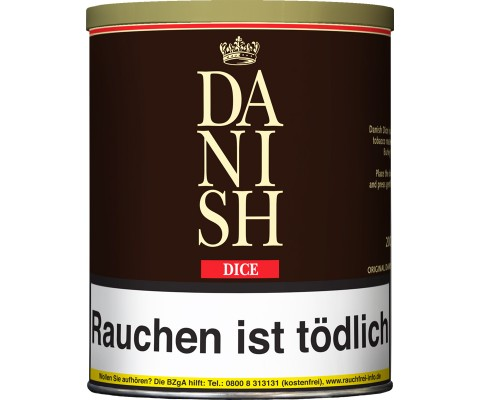 Pfeifentabak Danish Dice (Danish Truffles)