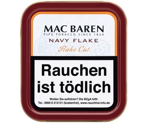 Pfeifentabak Mac Baren Navy Flake