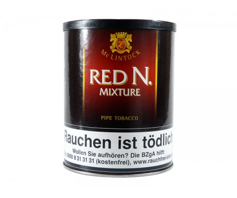 Pfeifentabak Mc Lintock Red N. Mixture