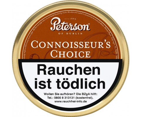Pfeifentabak Peterson Connoisseur's Choice