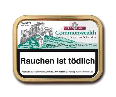 Pfeifentabak Samuel Gawith Commonwealth