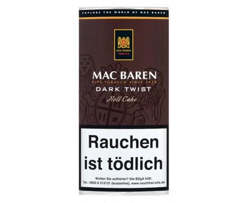 Pfeifentabak Mac Baren Dark Twist