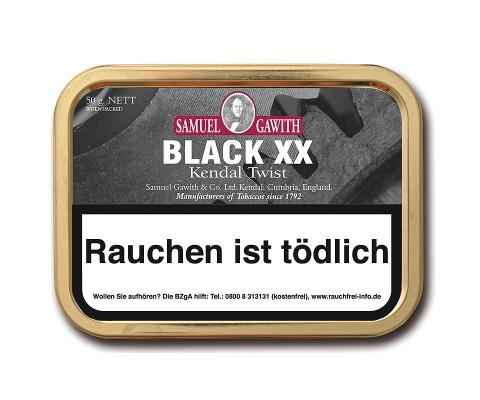 Pfeifentabak Samuel Gawith Black XX