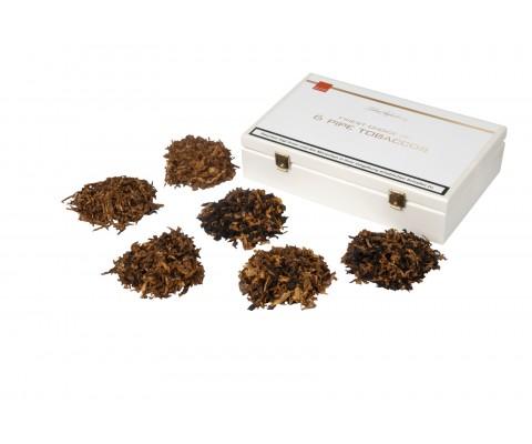 Pfeifentabak J. A. Finest Choice of 6 Pipe Tobaccos