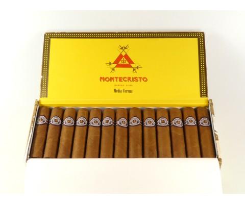 Zigarren Montecristo Media Corona