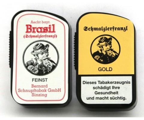 Schnupftabak Schmalzlerfranzl Gold