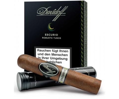 Zigarren Davidoff Escurio Robusto Tubos
