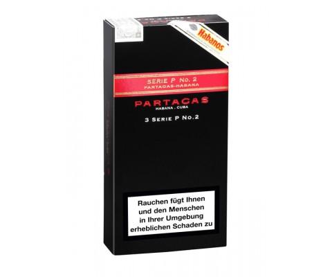 Zigarren Partagas Serie P N° 2 Tubos