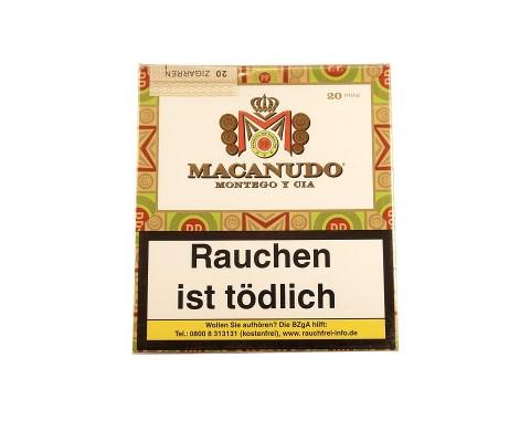 Zigarillos Macanudo Club Mini