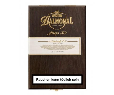 Zigarren Balmoral Royal Selection Anejo XO Torpedo MK 52