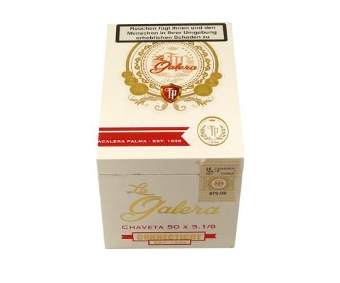 Zigarren La Galera Connecticut Chaveta Robusto