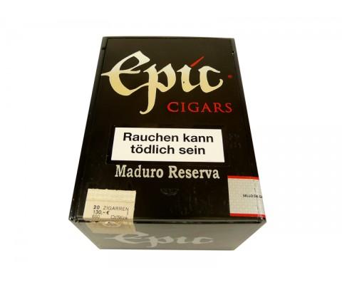 Zigarren Epic Maduro Reserva Robusto