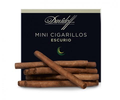 Zigarillos Davidoff Mini Escurio