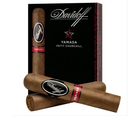 Zigarren Davidoff Yamasa Petit Churchill