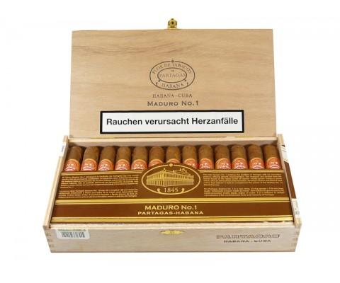 Zigarren Partagas Maduro N° 1