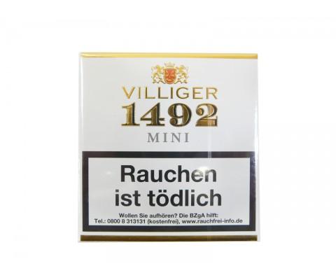 Zigarillos Villiger 1492 Mini