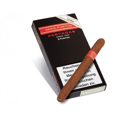 Zigarillos Partagas Serie Puritos