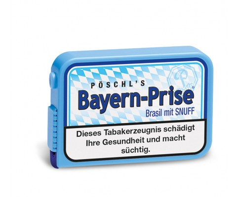 Schnupftabak Bayern-Prise