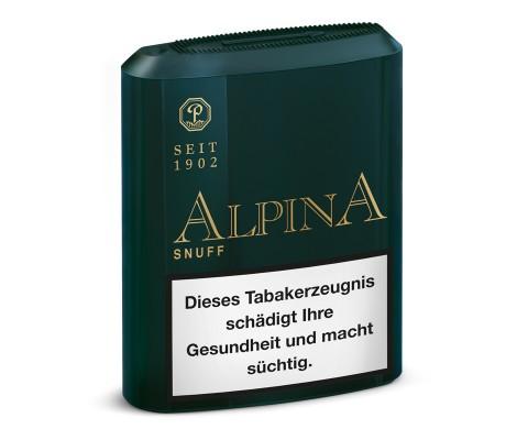 Schnupftabak Alpina Snuff