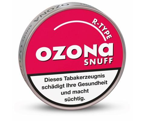 Schnupftabak Ozona R-Type Snuff