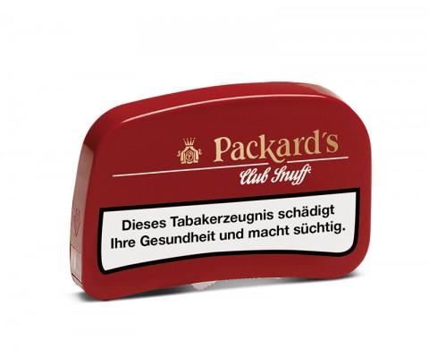 Schnupftabak Packard's Club Snuff