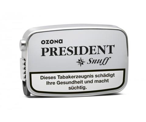 Schnupftabak Ozona President Snuff
