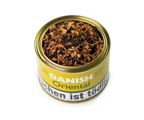 Pfeifentabak Danish Oriental