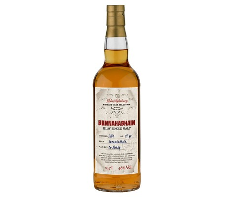 Whisky Private Cask Selection Bunnahabhain 14YO