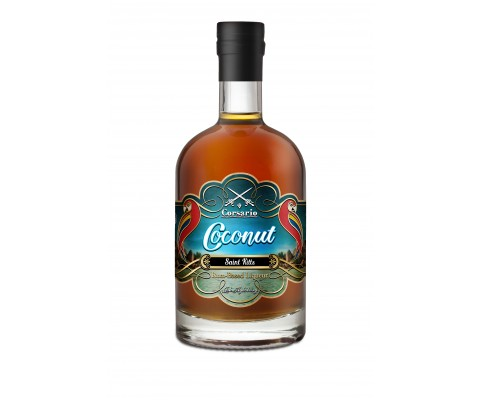 Rum Corsario Coconut