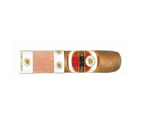 Zigarren Flor de Copán Classic Short Robusto Tube