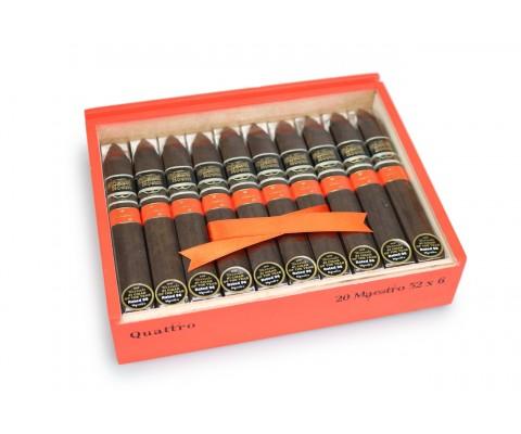 Zigarren Aging Room Quattro Maestro Torpedo
