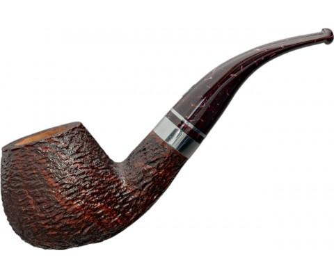 Pfeife Savinelli Bacco Rustic 645