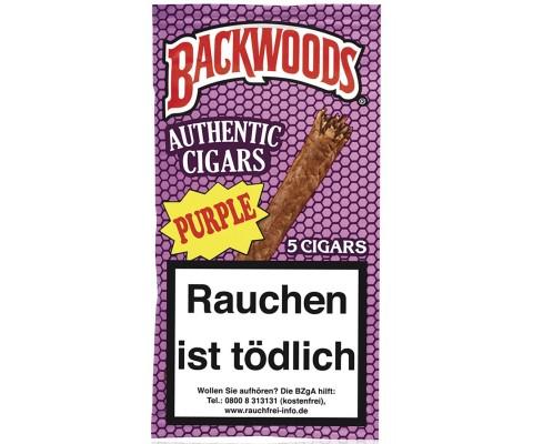 Zigarren Backwoods Purple