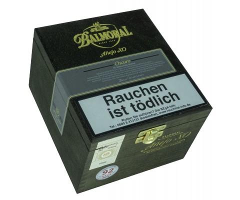 Zigarre Balmoral Anejo XO Oscuro Rothschild Masivo