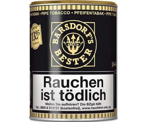 Pfeifentabak Käpt'n Barsdorf Bester Yellow 160 Gramm