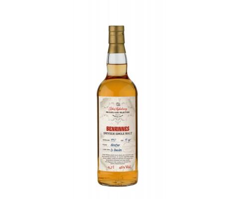 Whisky Private Cask Selection Benrinnes 19YO 1997 Single Malt Scotch