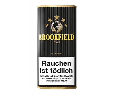 Pfeifentabak Brookfield N° 2