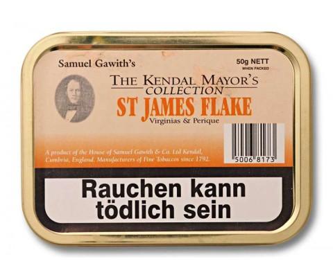 Pfeifentabak Samuel Gawith St. James Flake