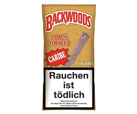 Zigarren Backwoods Caribe (Wild Rum)