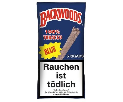 Zigarren Backwoods Blue (Vanilla)