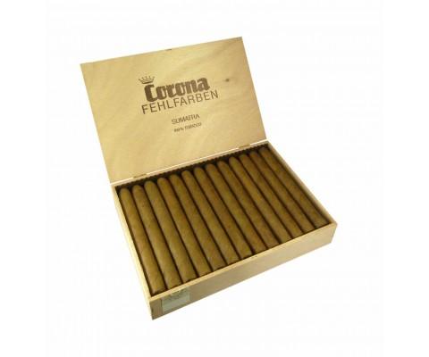 Zigarren Corona Fehlfarben Sumatra