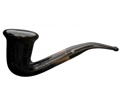 Pfeife Butz Choquin Calabash XL Grey Horn